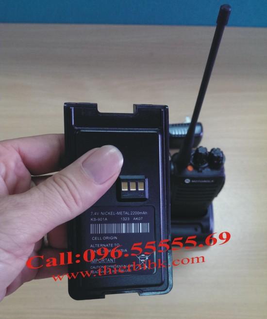 Máy Bộ đàm Motorola GP 1100plus dùng cho thủy điện
