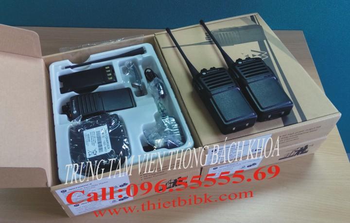 Máy Bộ đàm Motorola GP 1100plus dùng cho công trường