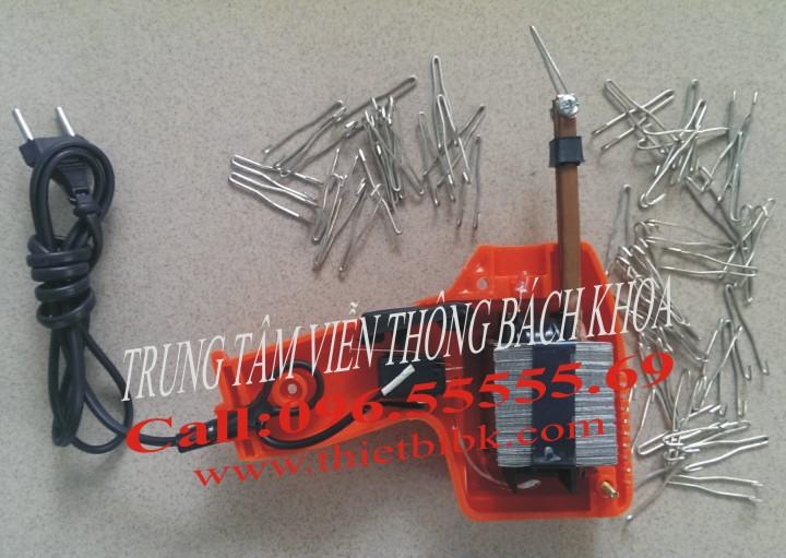 Mỏ hàn xung BK 220v 100w biến áp quấn bằng dây đồng