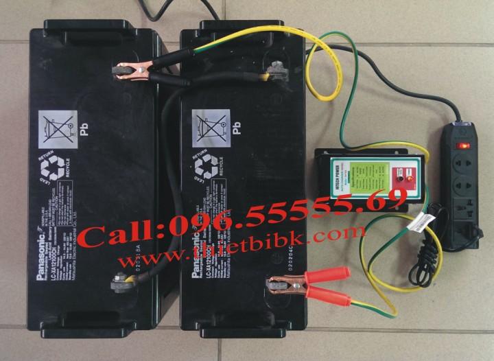 Bộ sạc acquy tự động Hitech Power 24V-10Ah sạc acquy máy phát điện