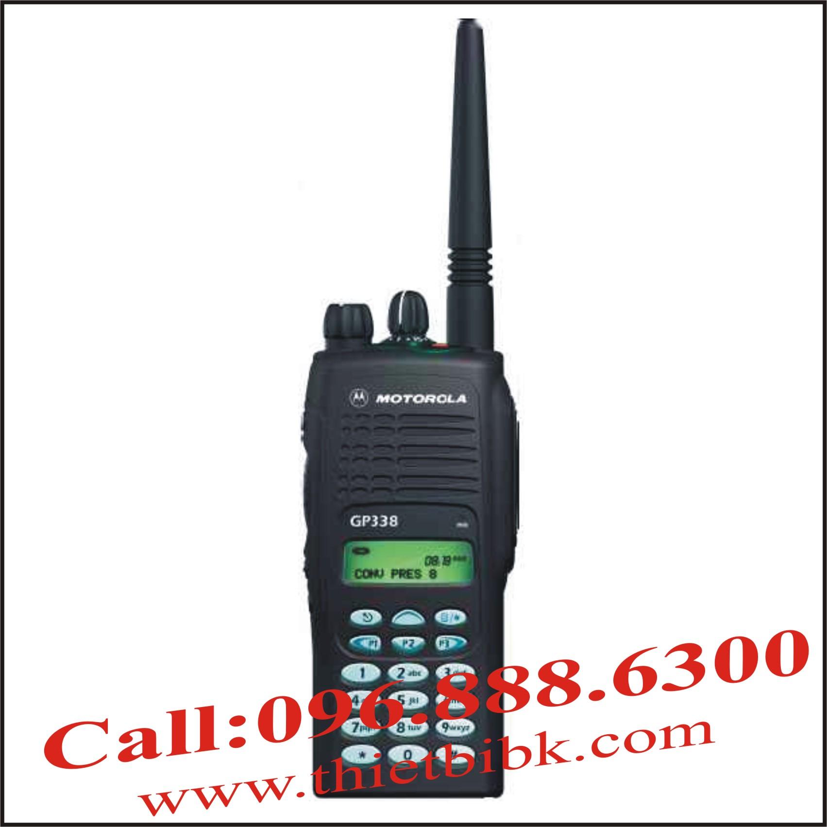 Máy bộ đàm Motorola GP-338