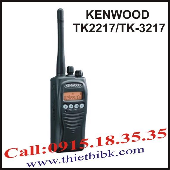 Máy bộ đàm KENWOOD TK-2217 & TK-3217