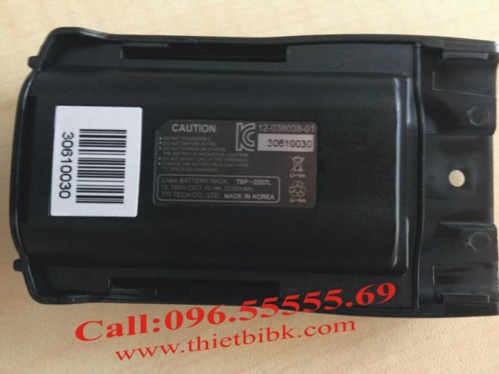 Pin bộ đàm chống nước chuyên dụng TTI-TX-1000U