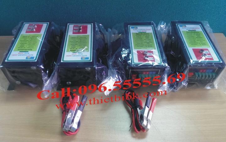 Bộ sạc ắc quy tự động Hitech Power 24V-10Ah chất lượng tốt