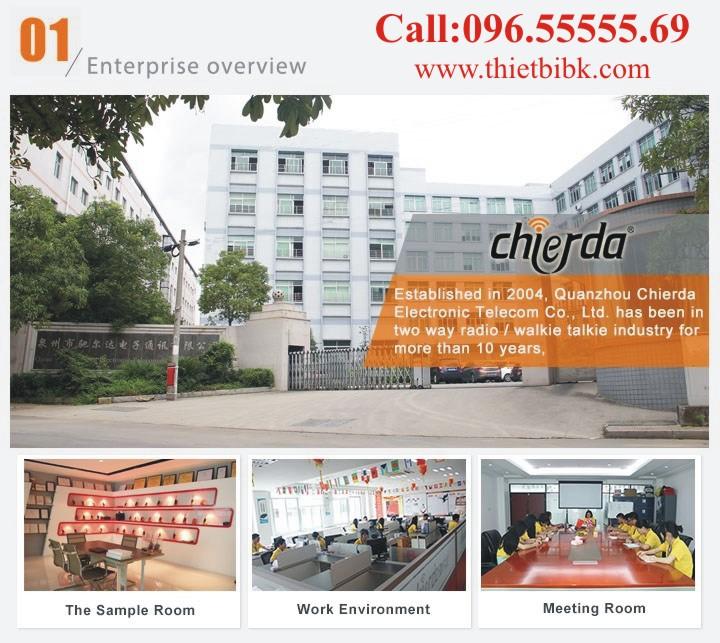 Công ty Chierda