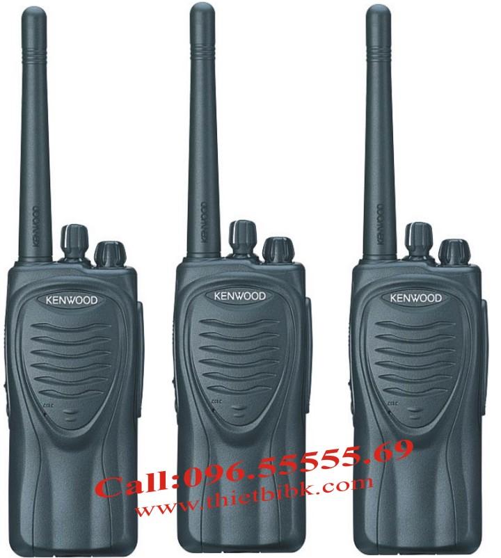 Máy bộ đàm KENWOOD-TK-2302-VHF dùng cho bảo vệ tòa nhà