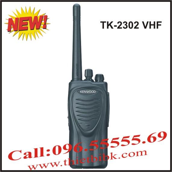 Máy bộ đàm KENWOOD TK-2302-VHF banner