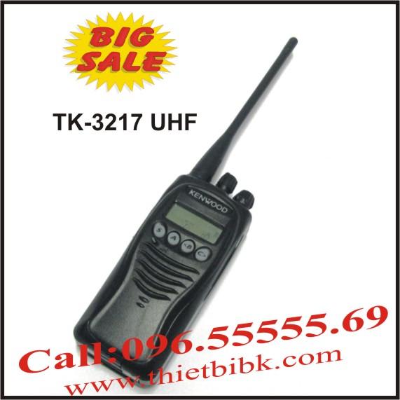 Máy bộ đàm Kenwood TK-3217 UHF