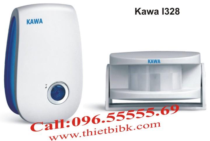 Chuông báo khách cảm ứng hồng ngoại Kawa I328