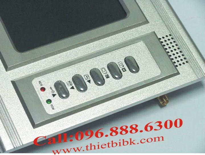 Chuông cửa hình màu không dây ETE T-709cw