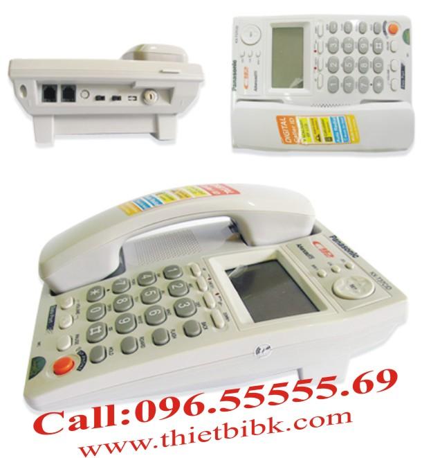 Điện thoại để bàn Panasonic KX-T37CID đa chức năng