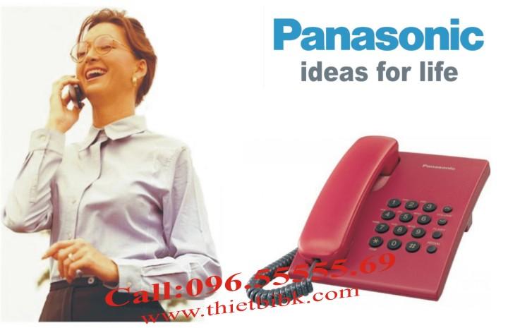 Điện Thoại để bàn Panasonic KX-TS500 dùng cho gia đình