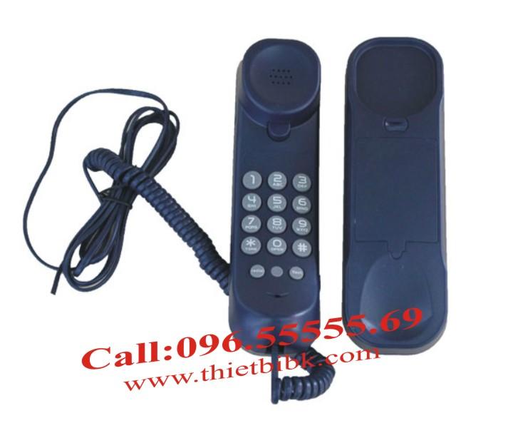 Điện thoại treo tường UNIDEN AS 7101 dùng cho khách sạn