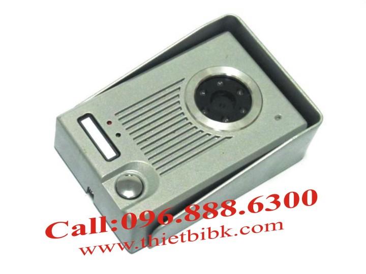camera chuông cửa hình màu không dây ETE T-709cw