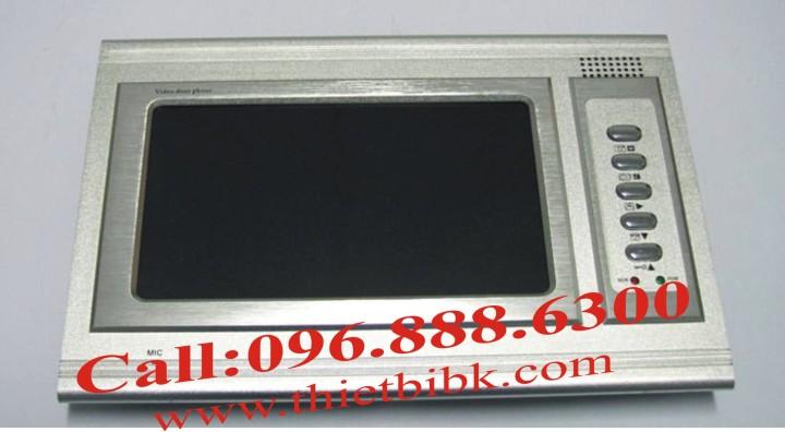 Màn hình chuông cửa hình màu không dây ETE T-709cw