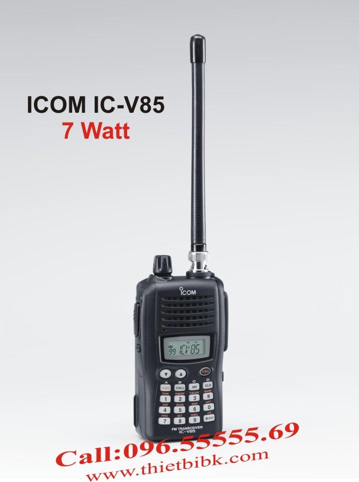Máy bộ đàm iCOM IC-V85 VHF-UHF