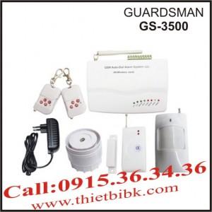 Thiết bị báo động chống trộm GS-3500