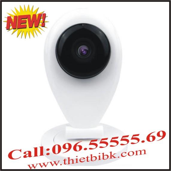 Camera IP không dây Wanscam Wifi HD96G6