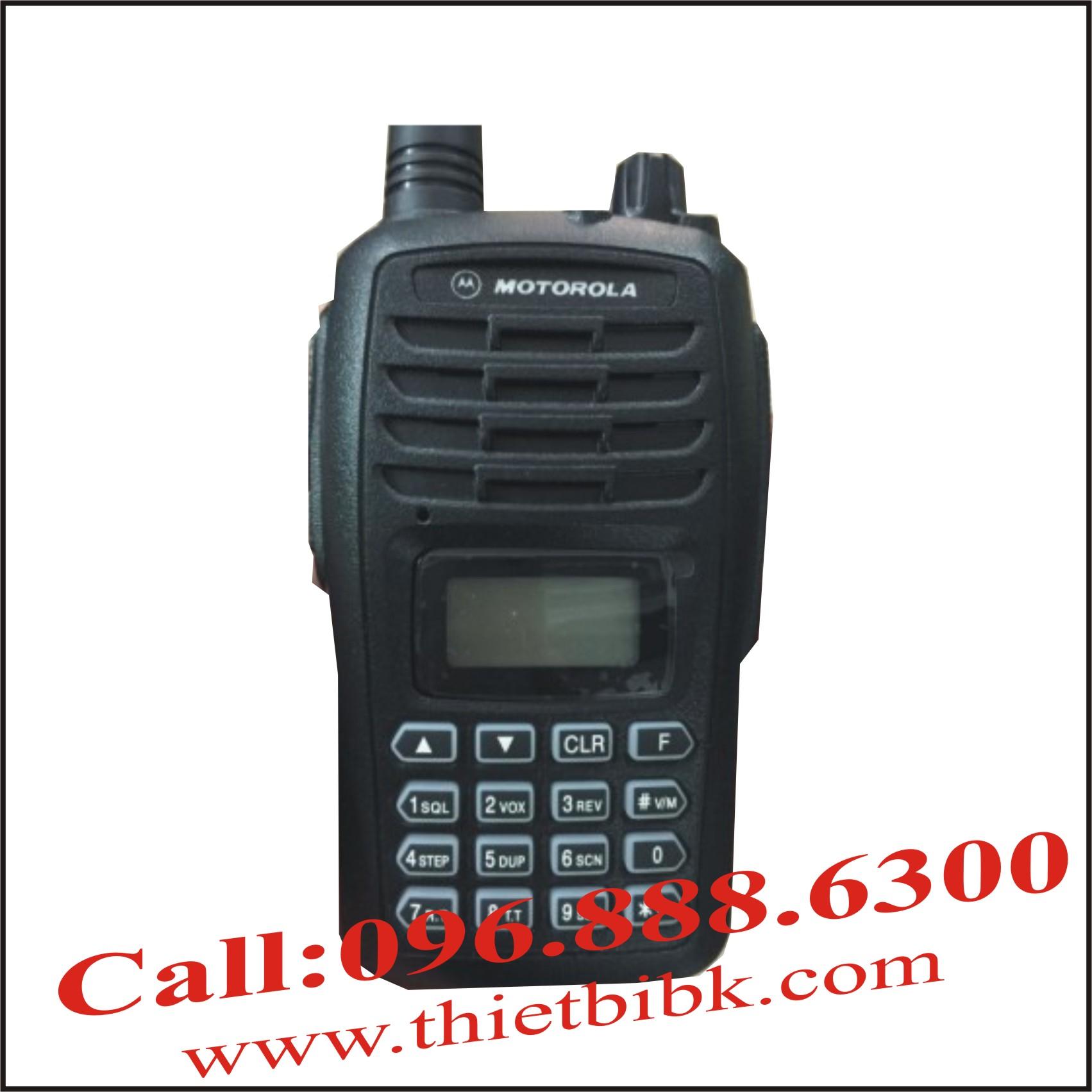 Máy bộ đàm Motorola GP-388Plus 199 kênh