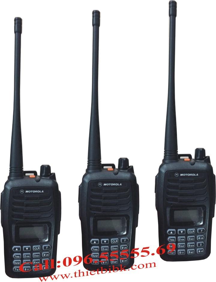 Máy bộ đàm Motorola SMP-818 8W 199 kênh