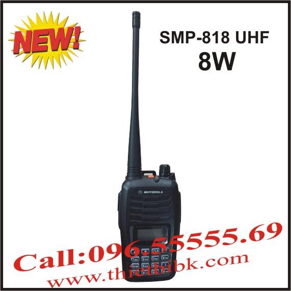 Máy bộ đàm Motorola SMP-818