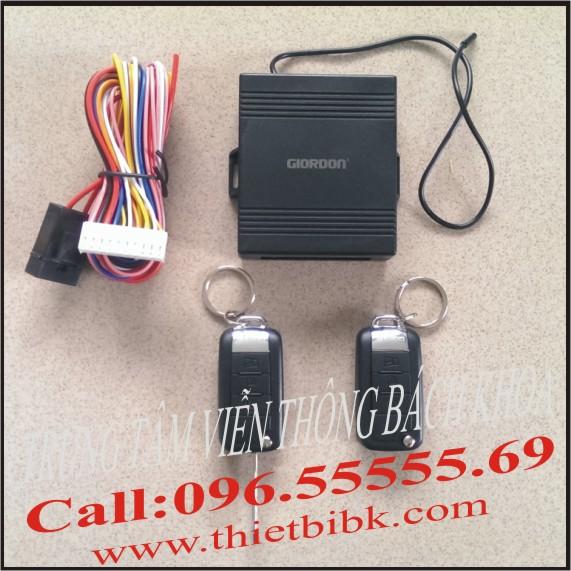 Bộ điều khiển khóa cửa ô tô Car Remote Control Central Door Lock