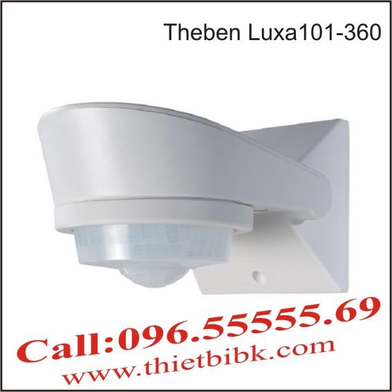 CÔNG TẮC CẢM ỨNG HỒNG NGOẠI THEBEN LUXA S180WH
