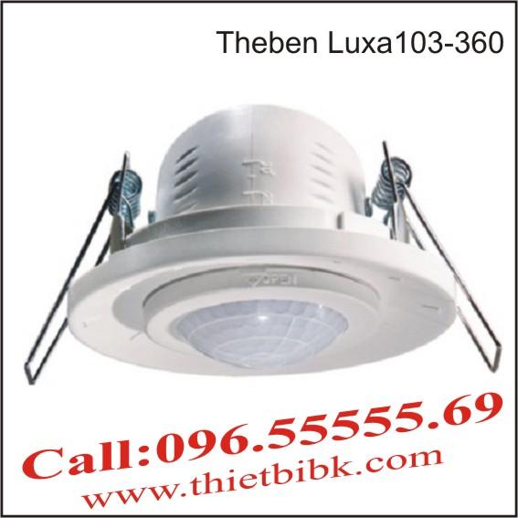 Công tắc cảm ứng hồng ngoại Theben Luxa 103-360