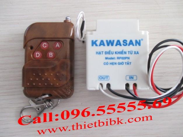 Công tắc điều khiển từ xa Kawa RF02PN