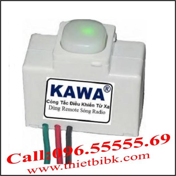 CÔNG TẮC ĐIỀU KHIỂN TỪ XA KAWA-TS01