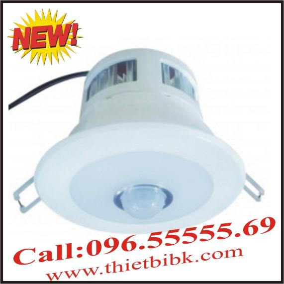 Đèn led downlight âm trần cảm ứng chuyển động Kawa DS7W