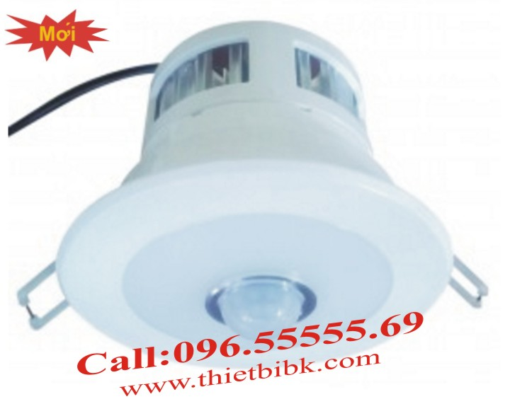 Đèn led downlight âm trần cảm ứng chuyển động Kawa DS9W