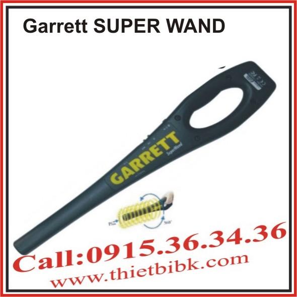 Garrett-SUPER-WAND-C1111