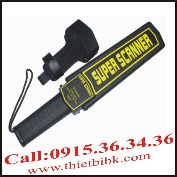 Máy dò Vàng, Bạc, Đồng và các kim loại khác Super Scanner GP-3003B1/ 2011