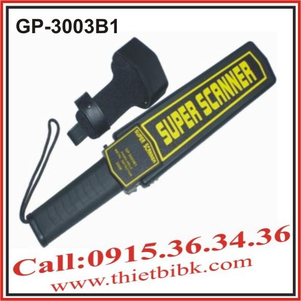 Máy dò kim loại Super Scanner GP-3003B1/2011