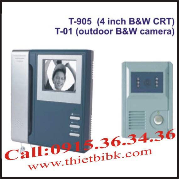 Chuông cửa hình Video Door Phone ETE T-905