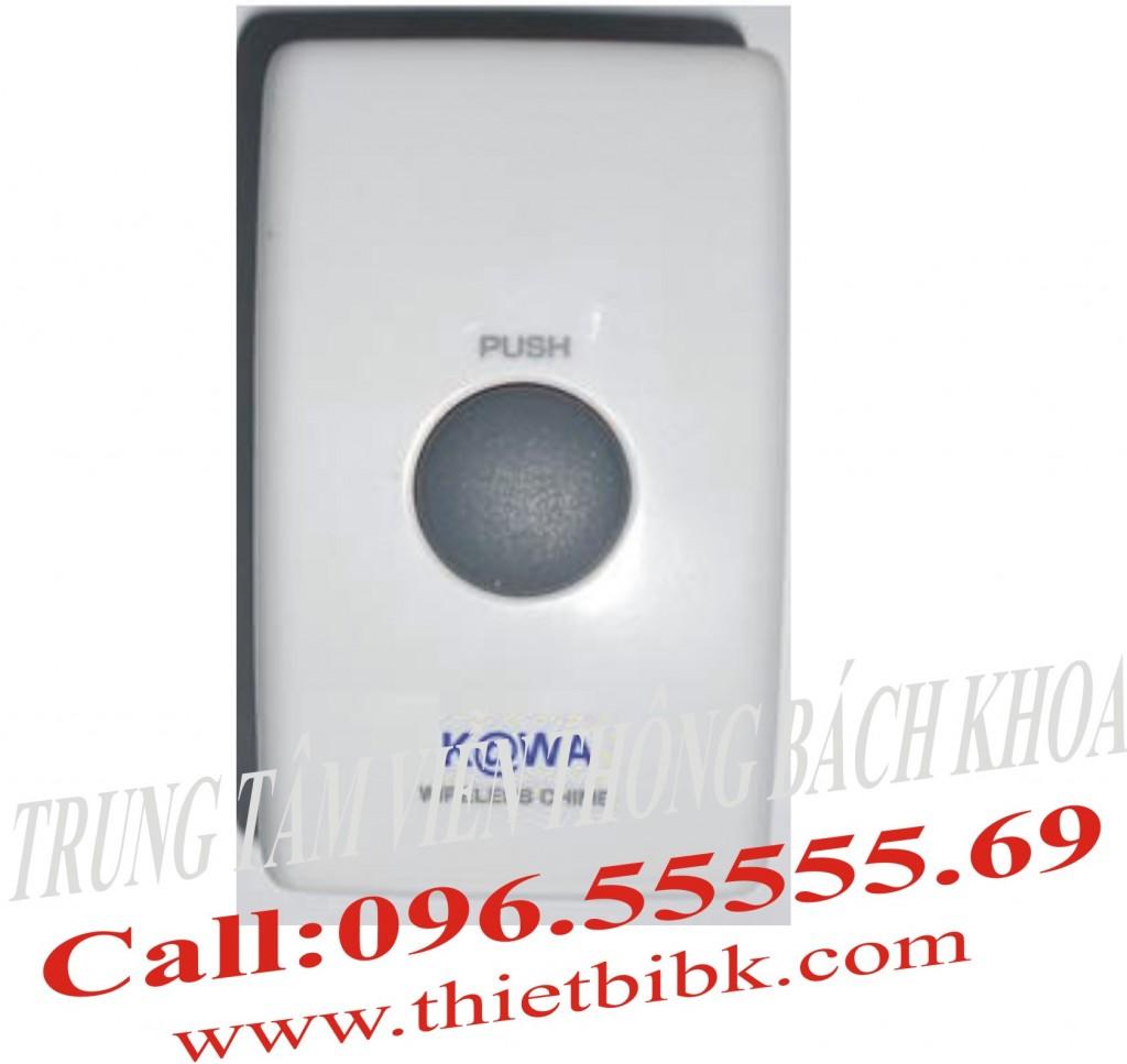 Nút nhấn chuông cửa không dây Kawa 292