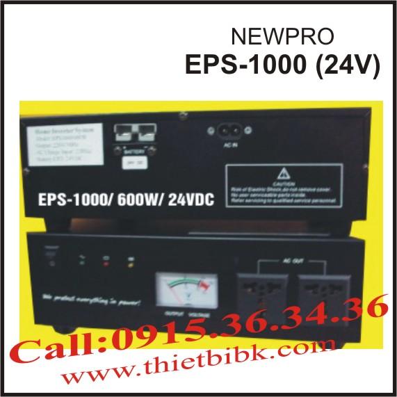 Máy đổi điện và sạc ắc quy NEWPRO EPS-1000-24V