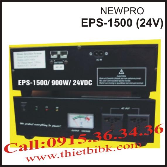 Máy đổi điện và sạc ắc quy NEWPRO EPS-1500-24V