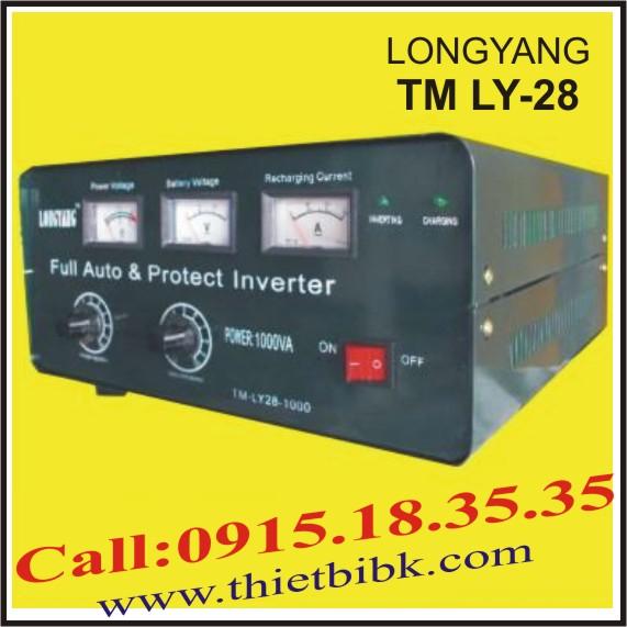 Máy đổi điện và sạc ắc quy Longyang TM LY-28
