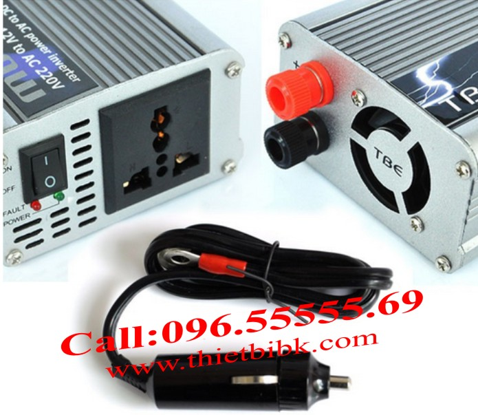 Máy đổi điện TBE 1000W – Máy kích điện TBE 1000W