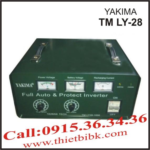 Máy đổi điện và sạc ắc quy Yakima TM LY-28