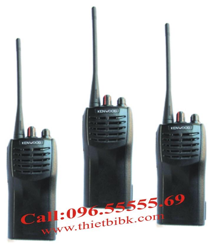 Bộ đàm KENWOOD TK-3107 Plus UHF dùng cho công trường xây dựng