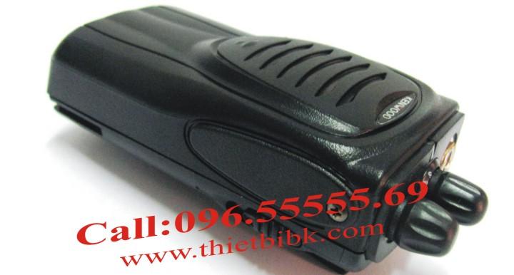 Bộ đàm KENWOOD TK 3206 UHF dùng cho nhà hàng