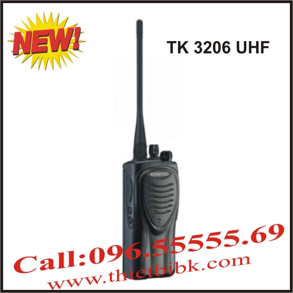 Bo-dam-KENWOOD-TK-3206-UHF1