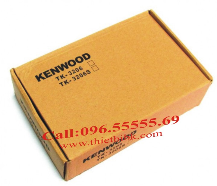 Bo dam KENWOOD TK-3206 small box