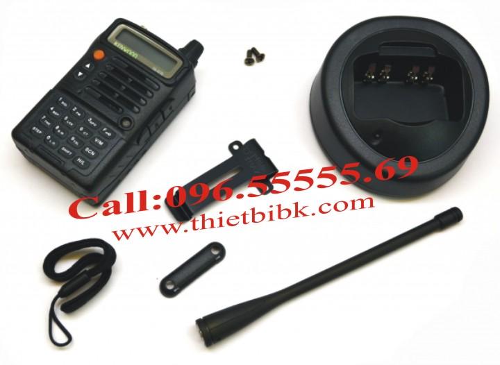 Bộ đàm Kenwood TH-3170 UHF công suất phát 7W, dùng cho nhà cao tầng