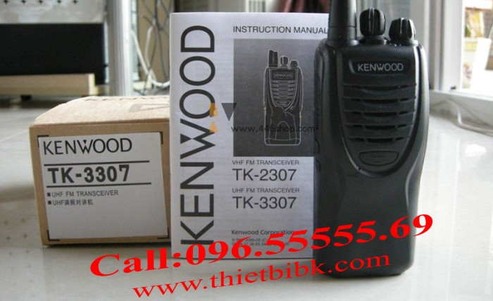 Trọn bộ Bộ đàm Kenwood TK-2307