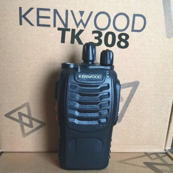 Bộ đàm Kenwood TK 308 dùng cho quán ăn, quán bia