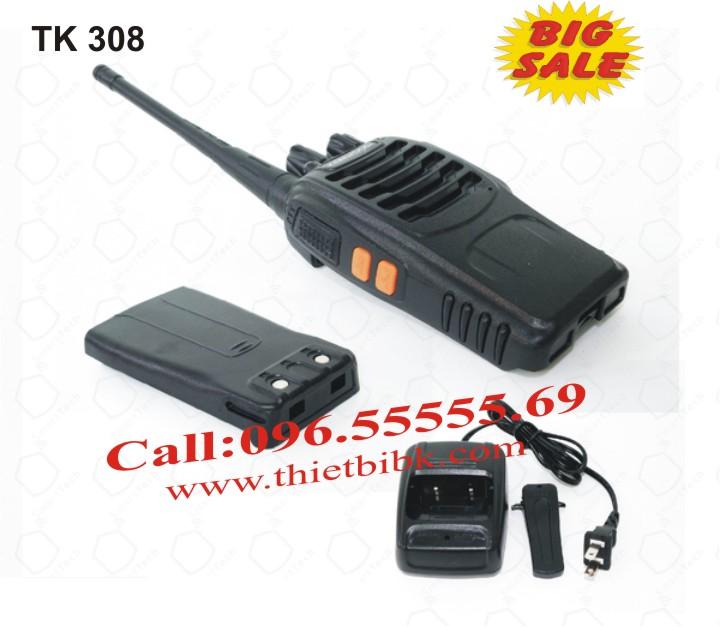 Bộ đàm Kenwood TK 308 dùng cho quán karaoke